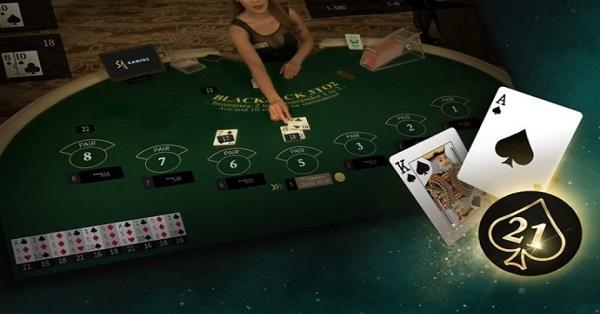blackjack online - idn poker
