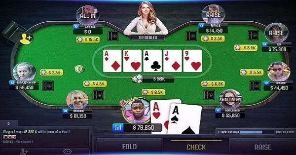 IDN Poker - Poker Online